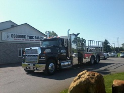Mobile Tire Service in Osgoode, ON