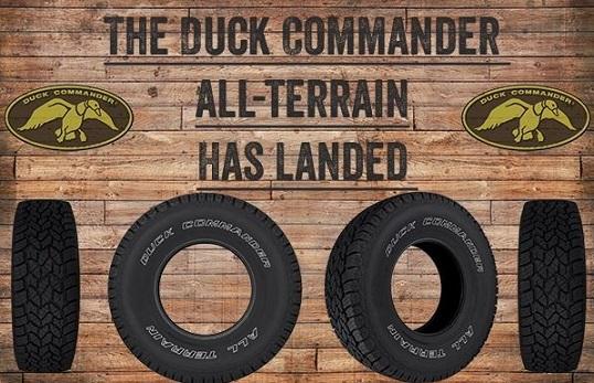 Duck Commander Tires in XFOCUSAREA1X