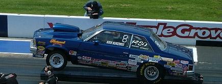 Racing in Fleetwood, PA