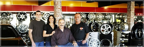Our founder Jerry Palanjian in Costa Mesa, CA
