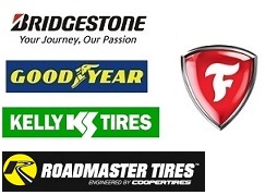 Commercial Tires in Tamaqua, PA