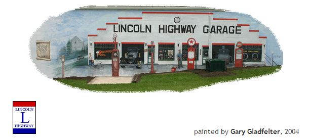 Lincoln Highway Garage in York, PA