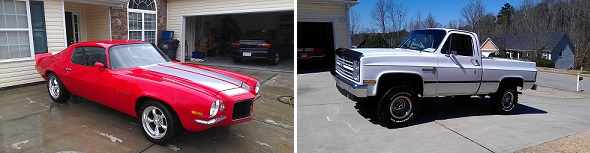 Street Rod Repair in Suwanee, GA