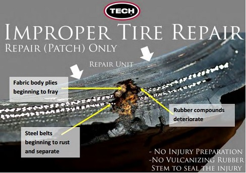 Tire Plug and Patch in Guelph, ON