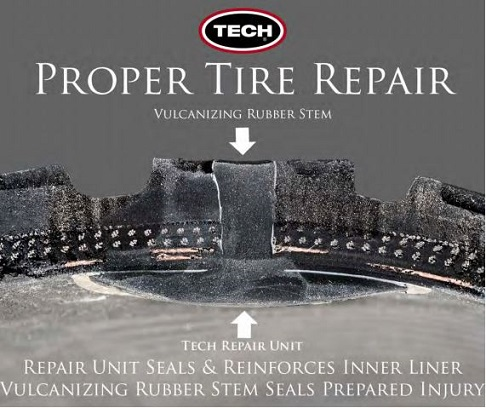 Tire Plug and Patch in Kitchener ON