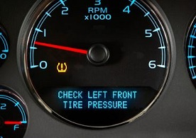 Tire Pressure Monitoring System in Guelph, ON