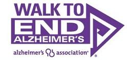 Walk to End Alzheimer's 2015 in Hazleton, PA