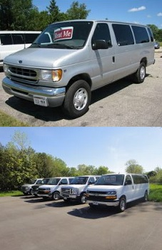 Vehicle Rentals in Sister Bay, WI