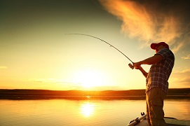 Fishing Tournament in Lee County