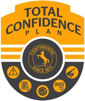 Continental Total Confidence Warranty in Canandaigua, NY