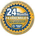 NAPA Peace of Mind Warranty in Dover, PA