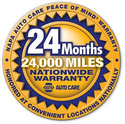 NAPA AutoCare Warranty Valdosta, GA
