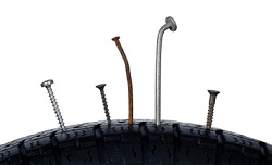 Tire Repair in Nottingham, MD
