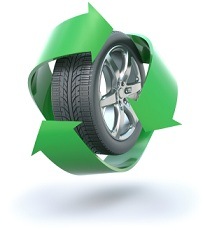Tire Recycling in Orlando, FL