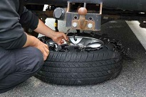 24-Hour Commercial Roadside Tire Service in Winnipeg, MB