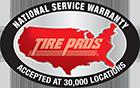 Tire Pros - National Service Warranty