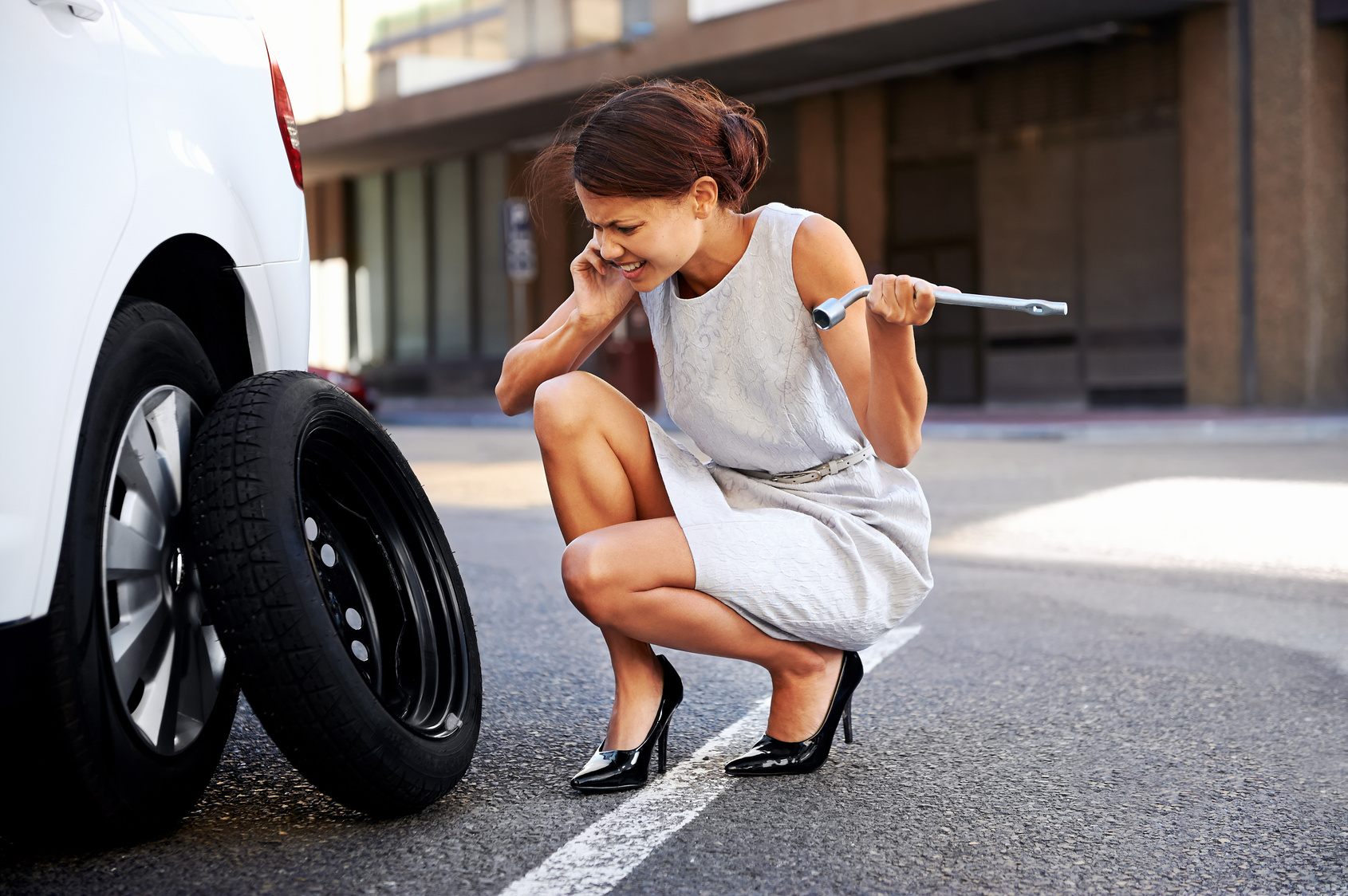 Mobile Tire Repair