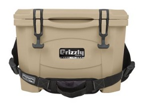 Grizzly Coolers in Stroud, OK