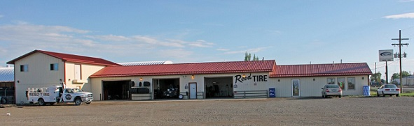 About Reed Tire in La Jara, CO