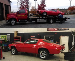 Street Rod Repair in Buford, GA