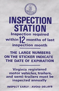 VA State Inspection in Arlington, VA
