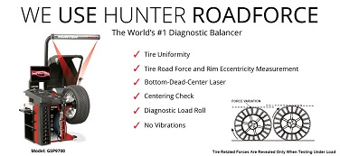 Hunter Road Force Balancer in Old Lyme, CT