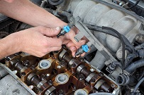 Diesel Fuel Injection Cleaning in Luling, TX