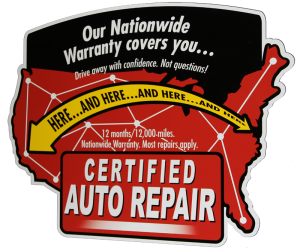 Certified Auto Repair Center in Long Beach, CA