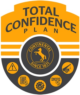 Continental Total Confidence Warranty in Canandaigua, NY