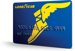 Goodyear Credit Card in Inman, SC