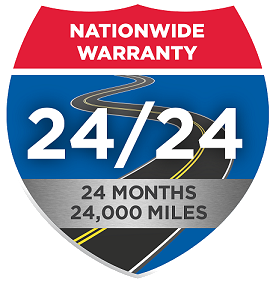 24/24 Nationwide Warranty in Augusta, GA