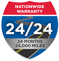 24/24 Nationwide Warranty in Gatesville, TX