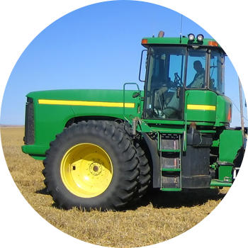 Commercial & Farm Tires in Zebulon, NC