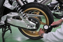 Bike and Motorcycle Tire Nitrogen Inflation in Denham Springs, LA