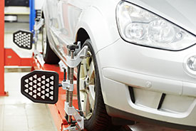 Wheel Alignment in Sherman Oaks, CA