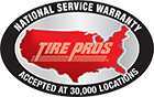 Tire Pros - National Service Warranty